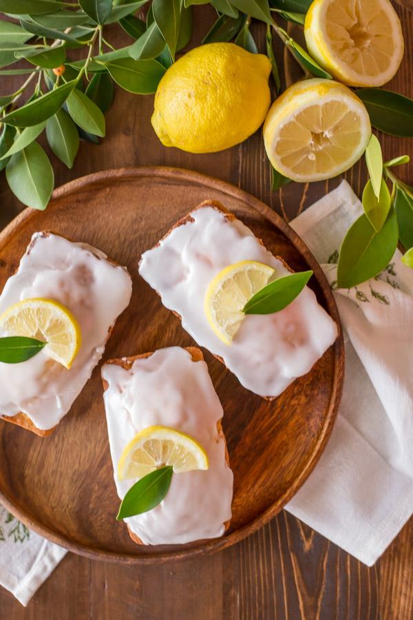 How Do You Make A Lemon Pound Cake
