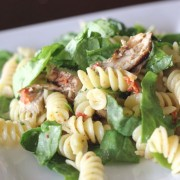 Sun-Dried Tomato Pesto Rotini