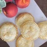 Peach Hand Pies