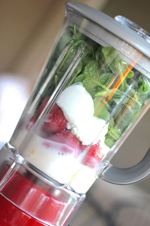Smoothie in Blender