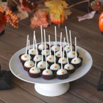 Pumpkin Pie Truffle Pops
