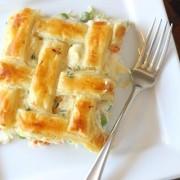 Chicken Pot Pie - my favorite chicken pot pie recipe with three easy shortcuts to make dinner prep simple