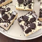 Cookies and Cream Rice Krispie Treats