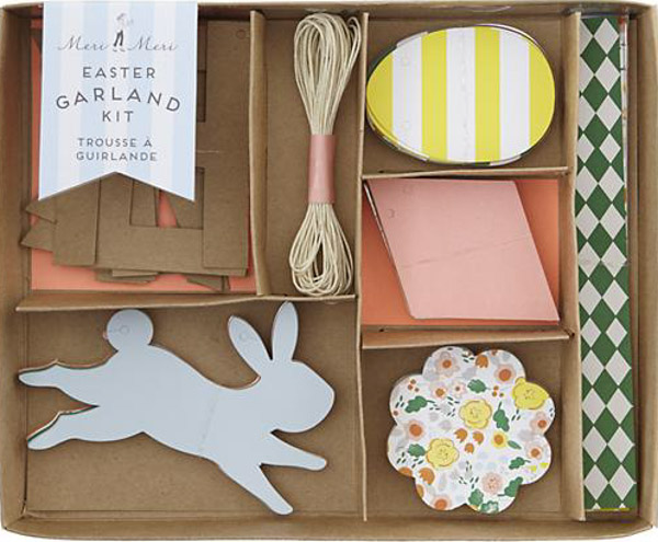 Land of Nod Easter Garland Kit