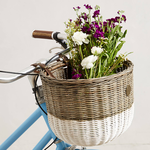 Anthropology Bike Basket