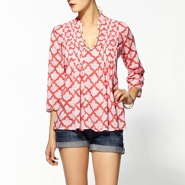 Piperlime Tunic in Pink