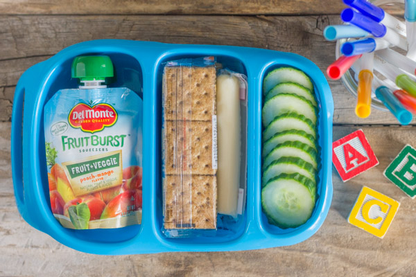 Del Monte Fruit Squeezer Lunch Box