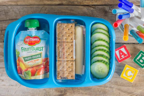 Del Monte Fruit Squeezer Lunch Box