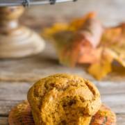 Best Ever Pumpkin Muffin