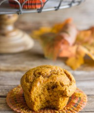 Best Ever Pumpkin Muffin