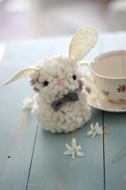 Yarn Bunny - Magnolia Homes