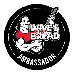 Dave's Killer Bread Ambassador