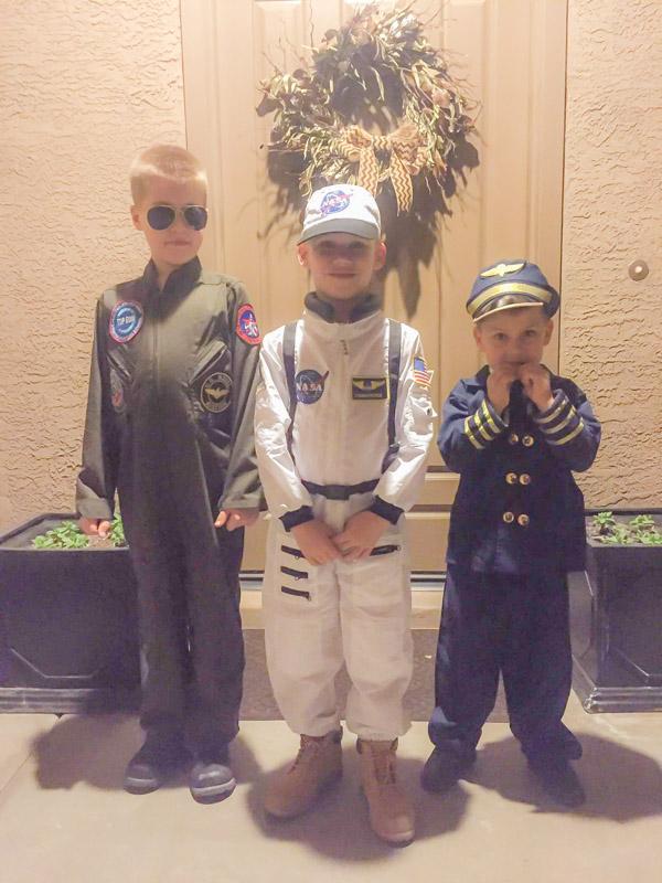 Halloween Pilots-1