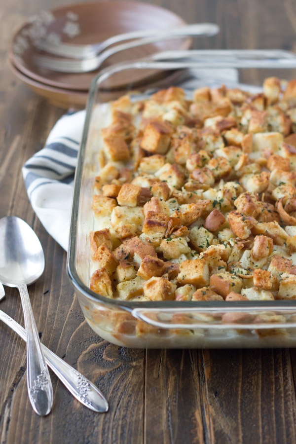 Swiss Chicken With Stuffing
