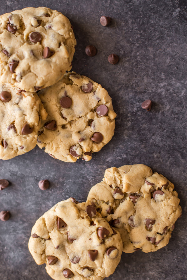 Ultimate Chocolate Chip Cookies.