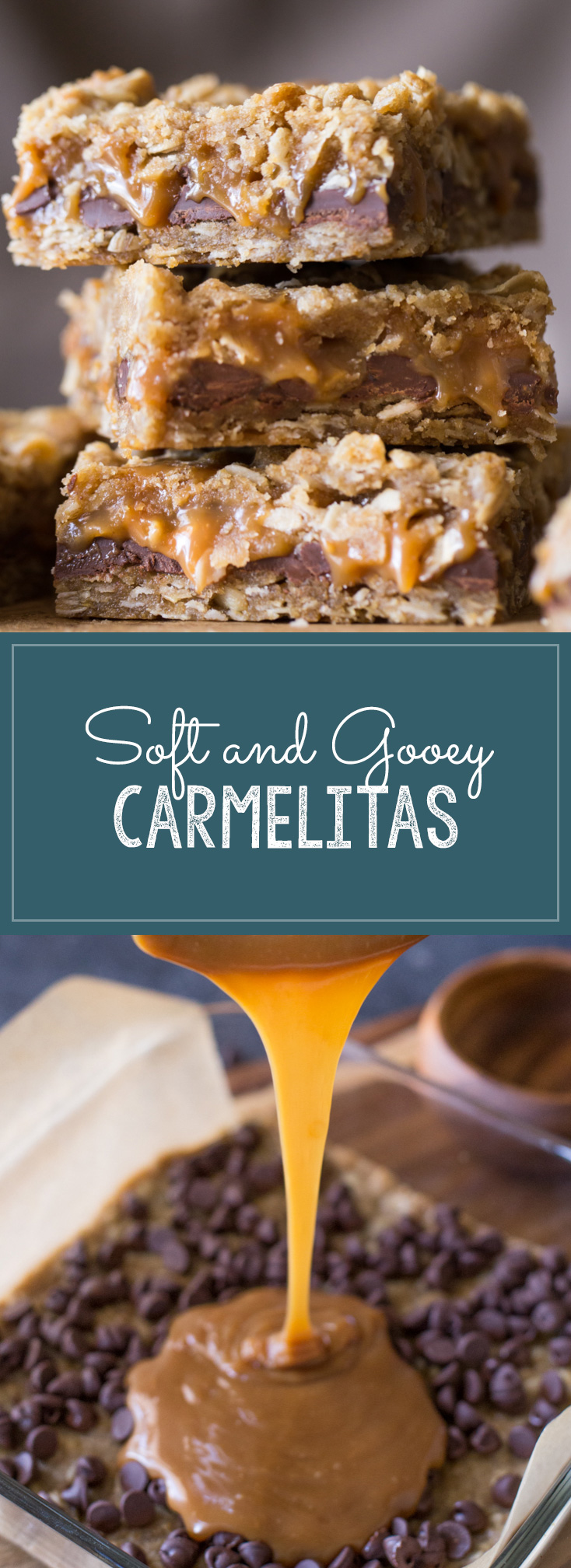 Super easy to make and always a crowd pleaser! Soft, gooey and delicious!