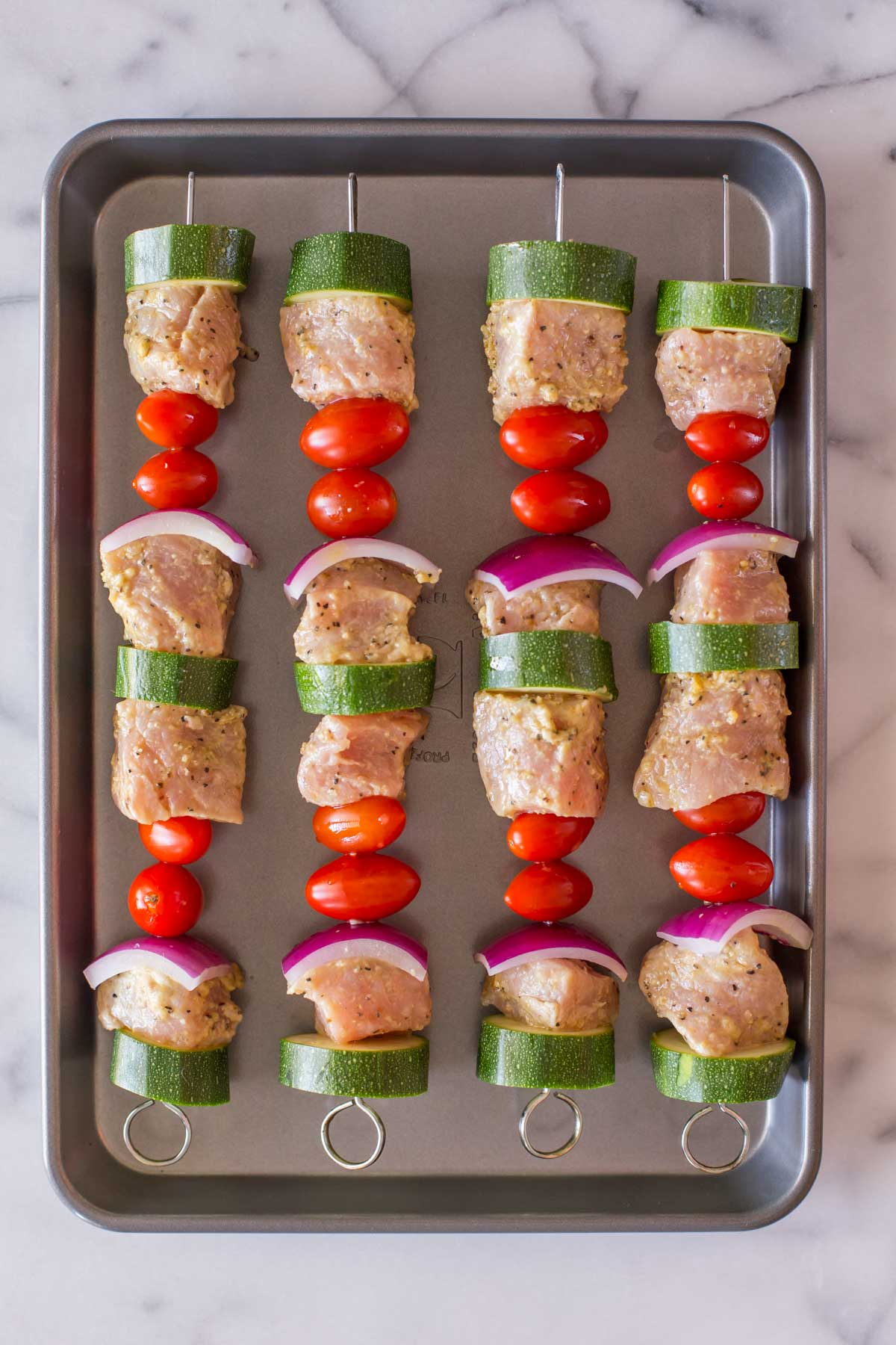 A new quick and easy summertime favorite inspired by the Sargento Chopped at Home Challenge.