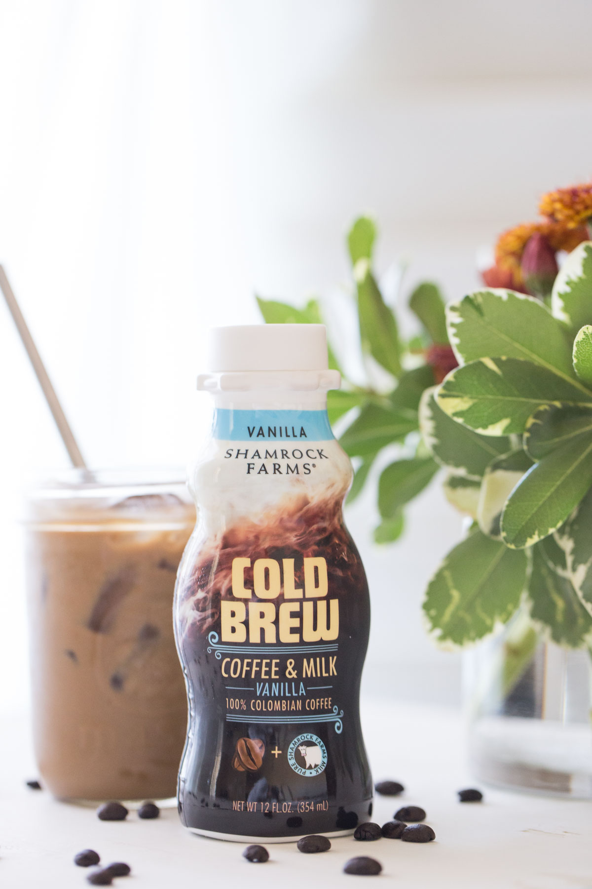 Shamrock Farms Cold Brew Coffee is a great way to enjoy a little treat during this busy season and power through that afternoon slump!